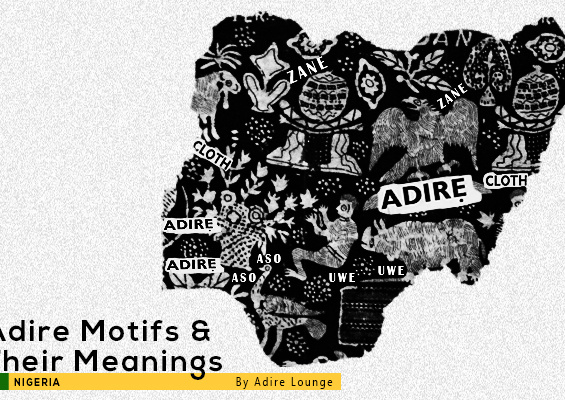 ADIRE MOTIFS AND THEIR MEANINGS